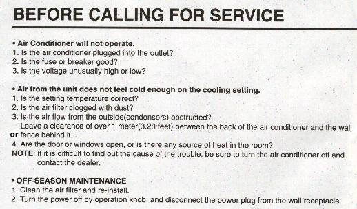 airservice air conditioner repair information, questions and answers, sizing  at n-0.co